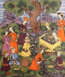 Persian Manuscript image